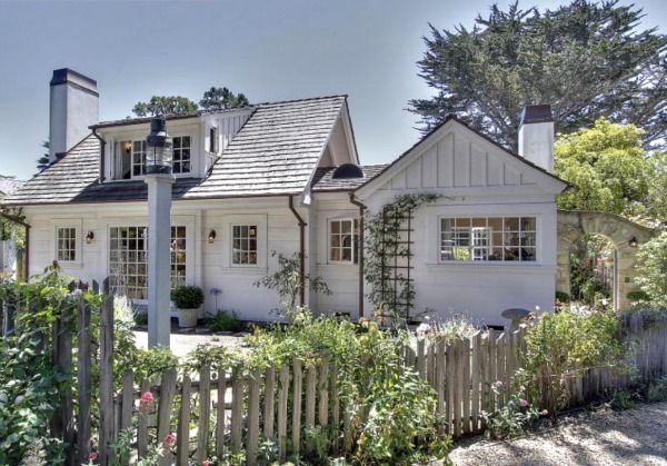 an english country style cottage in carmel by the sea carmel