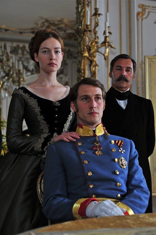 Sisi Und Franz Joseph Cristiana Capotondi And David Rott 2009 Italian Version The Young Victoria Costume Drama Romantic Movies
