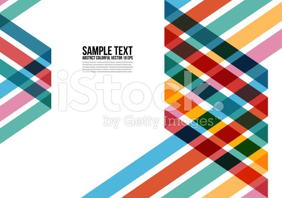 Abstract colorful triangle pattern background cover layout magazine brochure etc royalty free stock vector art also rh za pinterest
