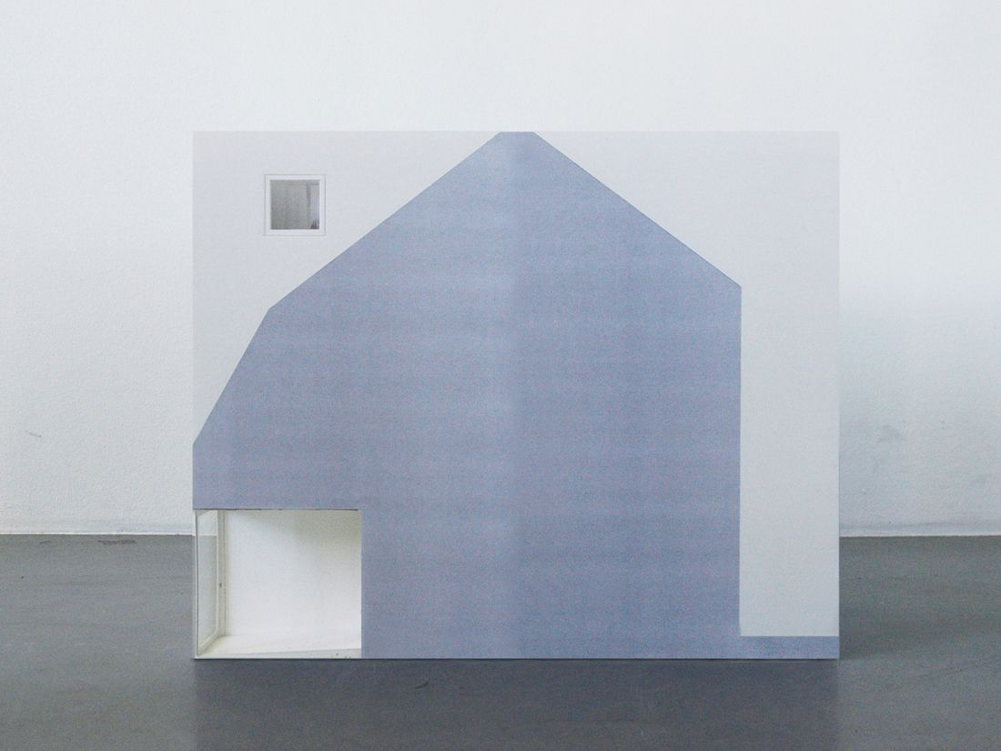 Townhouse,Maquete