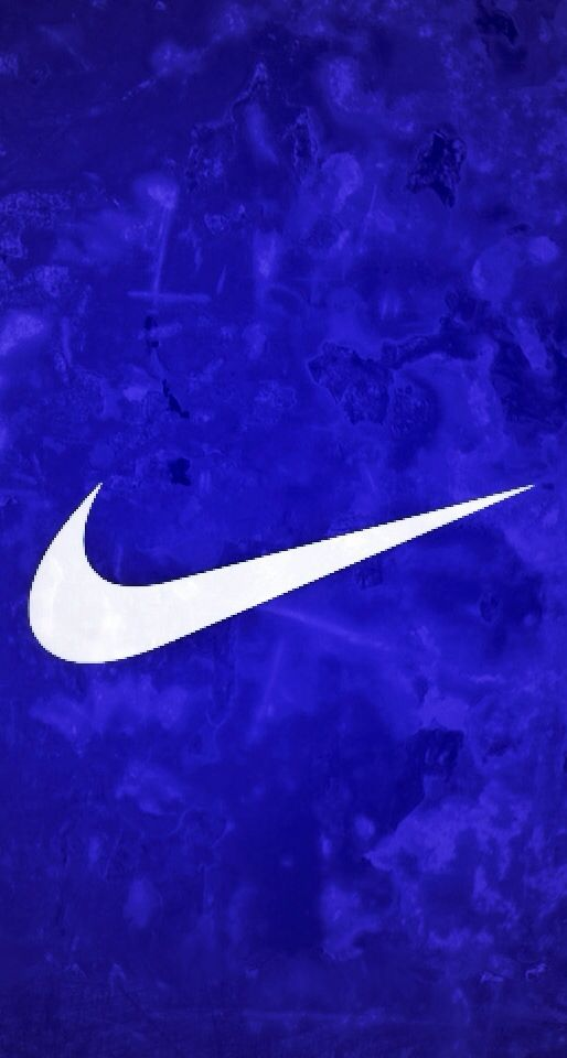 Blue Nike Color Nike Wallpaper Blue Nike Nike Poster