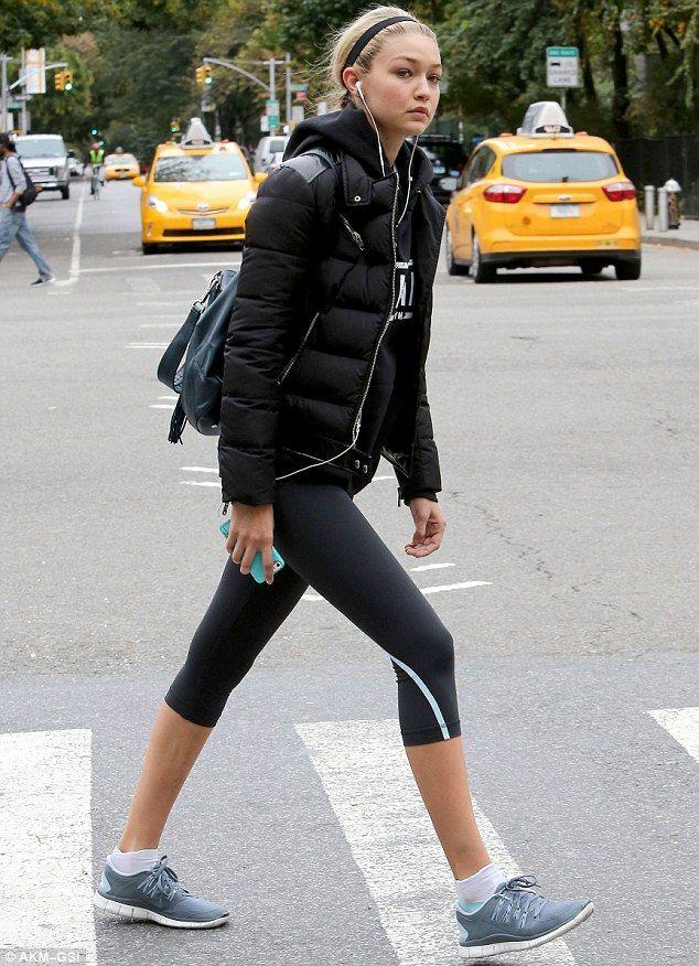 nueva estilos 100% de garantía de satisfacción selección mundial de gigi hadid | sport woman | Look, Looks y Looks academia