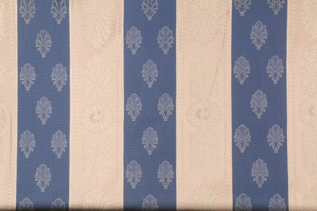 Beacon Hill Empire Lampas Italian Tapestry Upholstery Fabric In