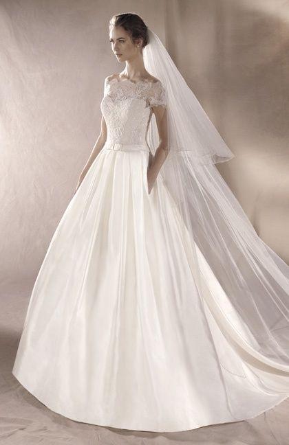Robe de mariée White One 2017 Modèle 17WO-Sami   Mariage   Pinterest