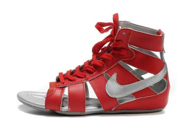 1a4b0c25c466 Nike Gladiator Sandals. They have almost every color! I just ordered the red !(