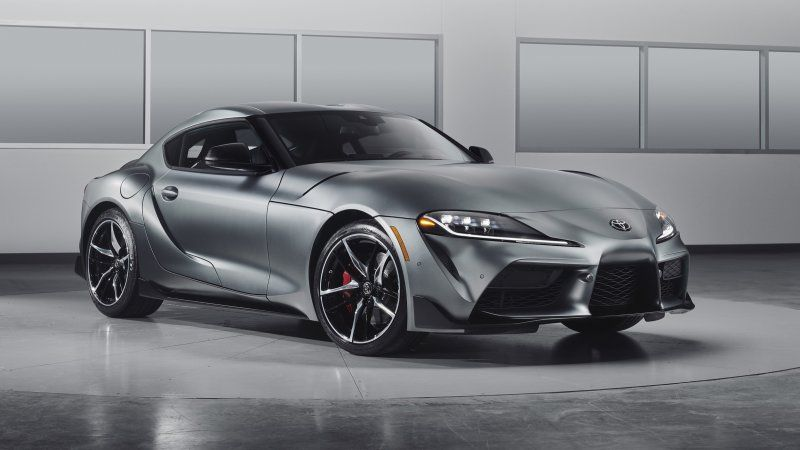 Japanese Market 2020 Toyota Supra Will Offer Two Four Cylinder Options New Toyota Supra Toyota Supra Sports Car