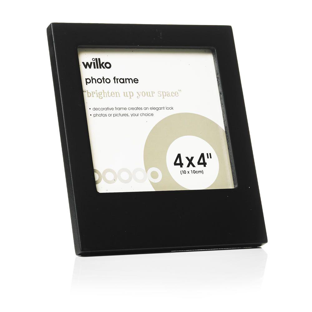Wilko Square Frame Black at wilko.com £1.50 | New House | Pinterest ...