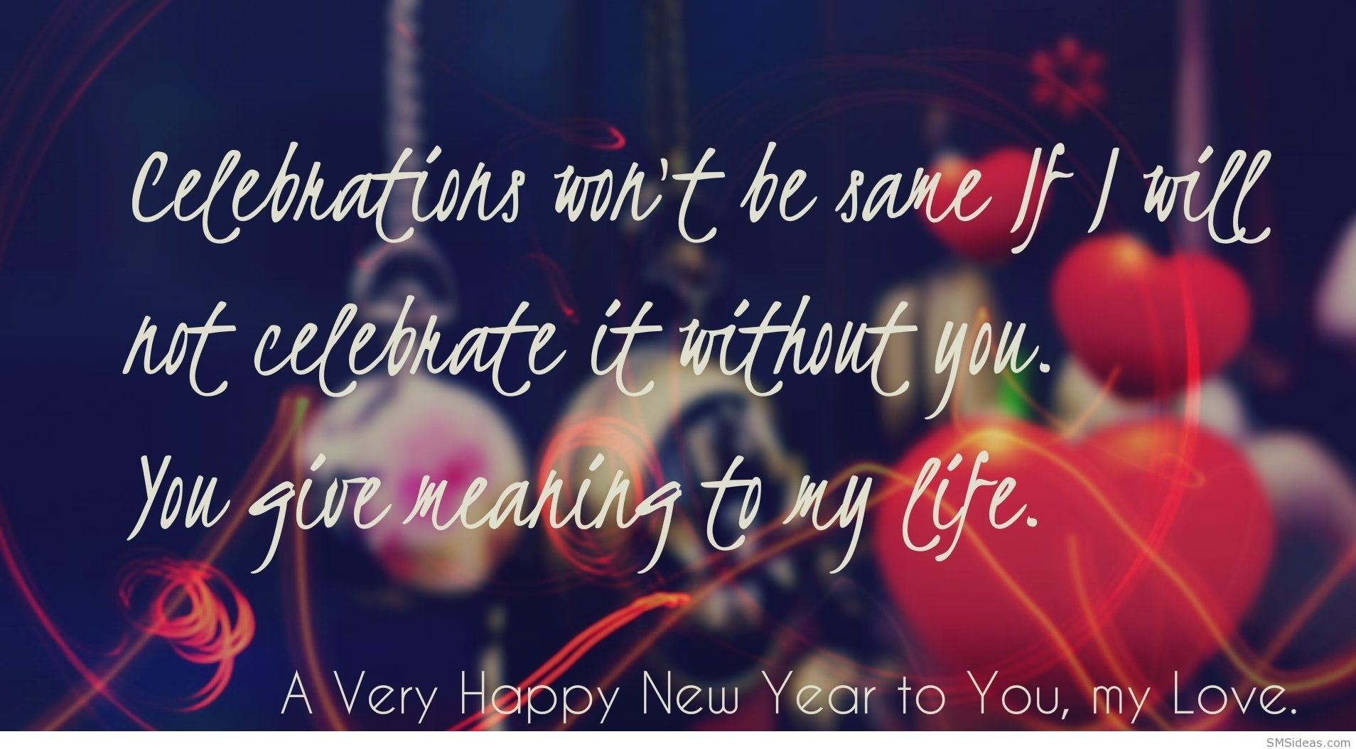 A very happy new year love sms happy new year pinterest a very happy new year love sms kristyandbryce Images