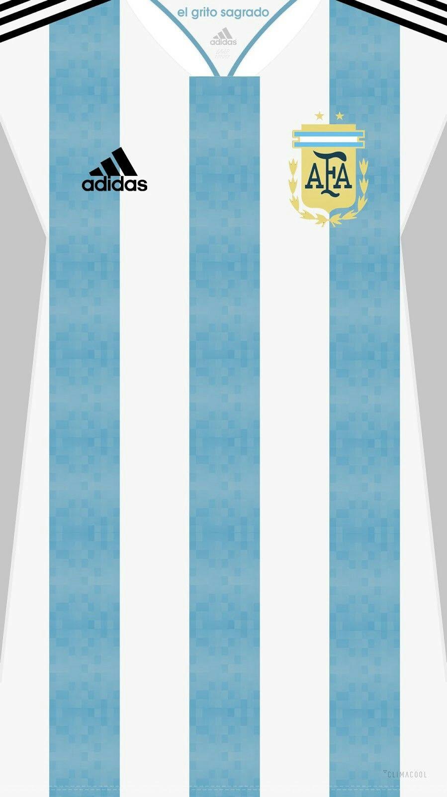 755c7671e915b Argentina 17-19 (World Cup) kit home  futbolriverplate