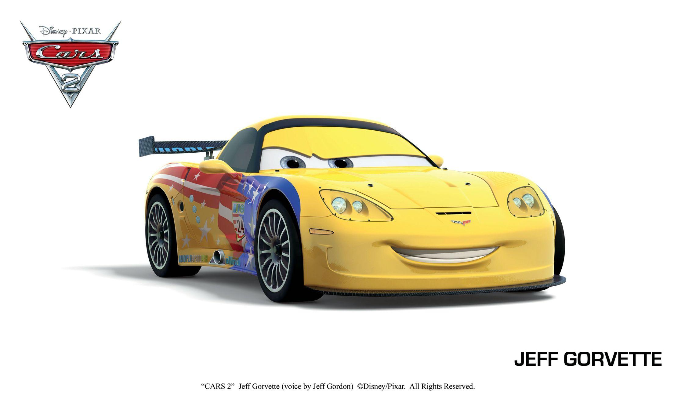 Jeff Gordon - Jeff Gorvette Cars 2   Yellow   Pinterest   Jeff ...