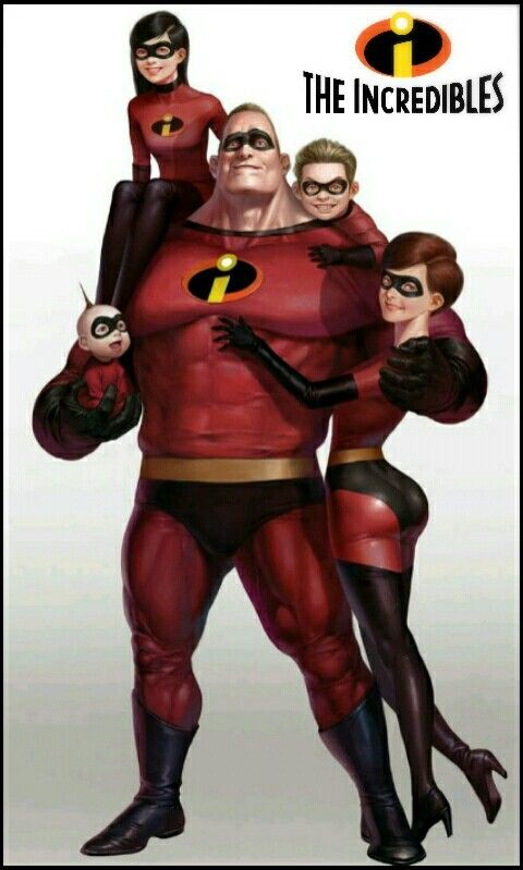 the incredibles xxx comic