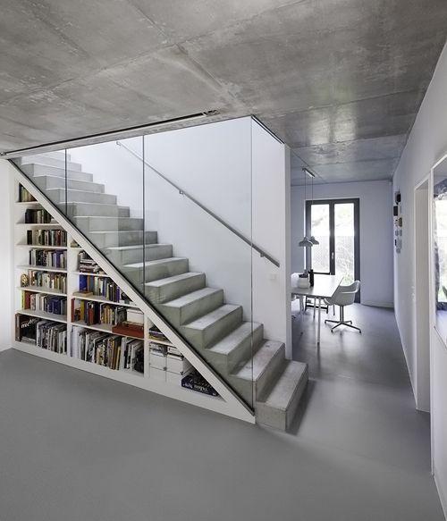 stairs dream house pinterest treppe stiegen und flure. Black Bedroom Furniture Sets. Home Design Ideas
