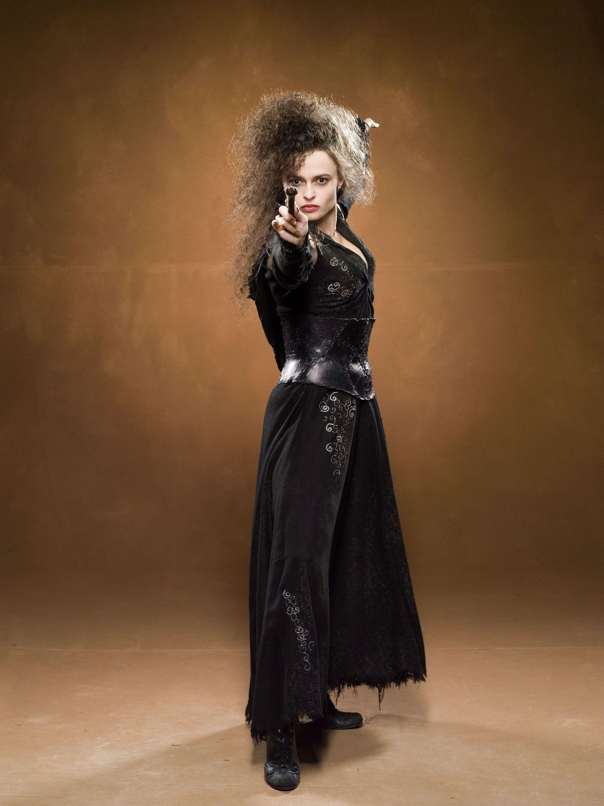Bellatrix Lestrange Photo Bellatrix Lestrange Harry Potter Costume Bellatrix Lestrange Costume Harry Potter Cosplay