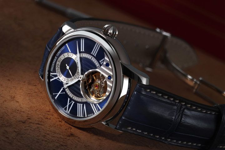 Frederique Constant introduces 2 new HeartBeat Manufacture Watches for 2016 - Monochrome Watches