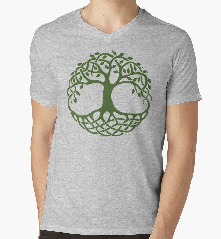 Celtic tree of life by JoniandCo