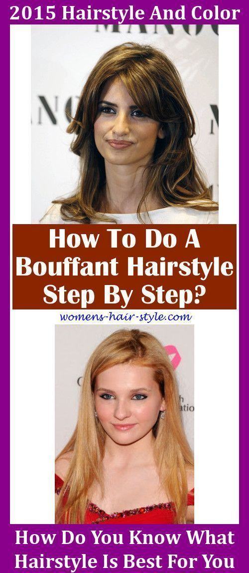 The Best Hairstyle For My Face Shape Hair Styles Pinterest