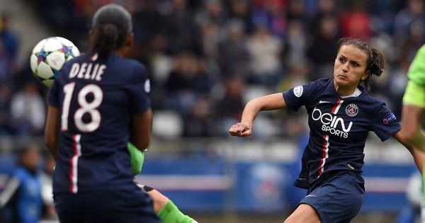 Football féminin : le PSG en finale de la Ligue des champions
