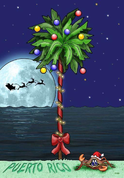 Pin By Jill Elizabeth Wagner On Coastal Christmas Christmas In Puerto Rico Puerto Rican Christmas Puerto Rico Art