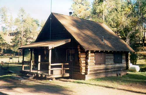 Cabin rentals coconino wedding things pinterest for National forest service cabins