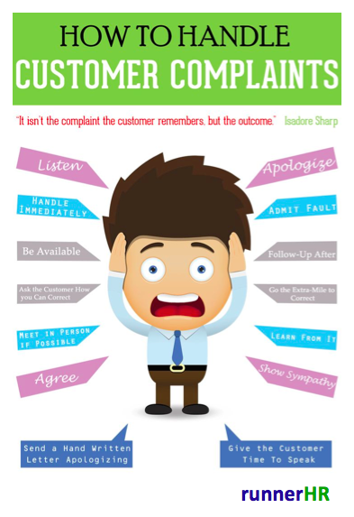 How To Handle Customer Complaints Customer Service Training Customer Service Quotes Customer Complaints