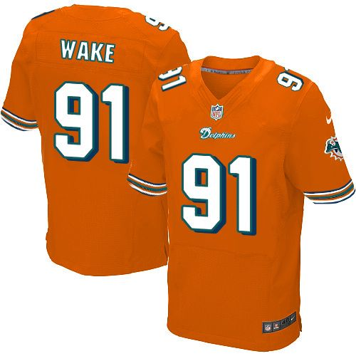 cameron wake jersey orange