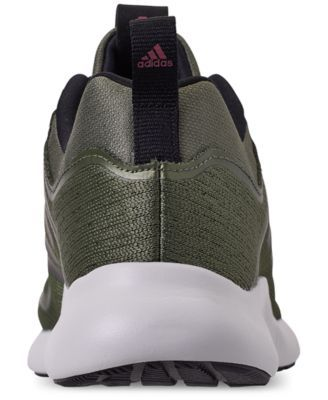 688392c56e394 adidas Women s Edge Bounce Running Sneakers from Finish Line - Green ...