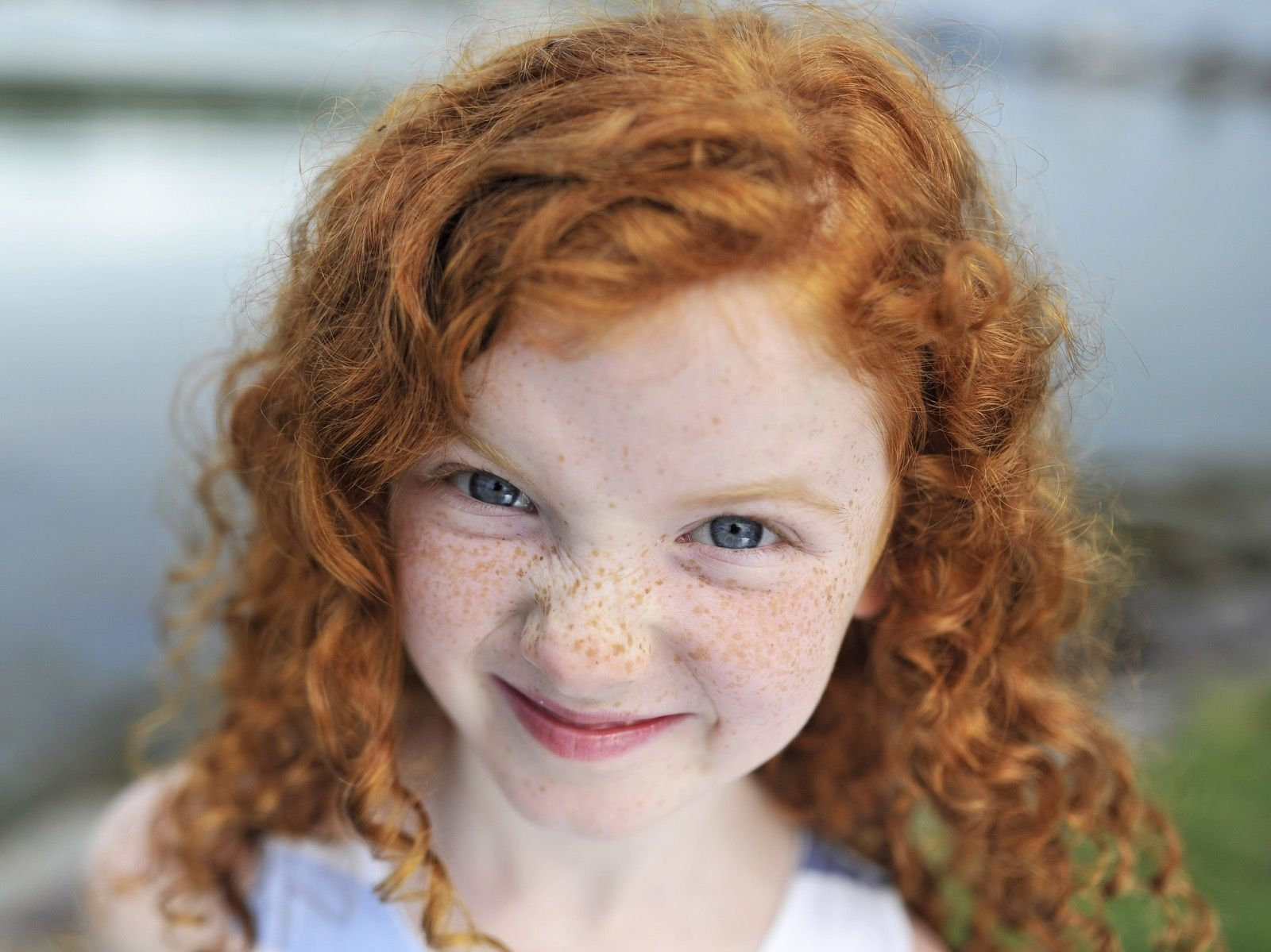 Irish redhead photos