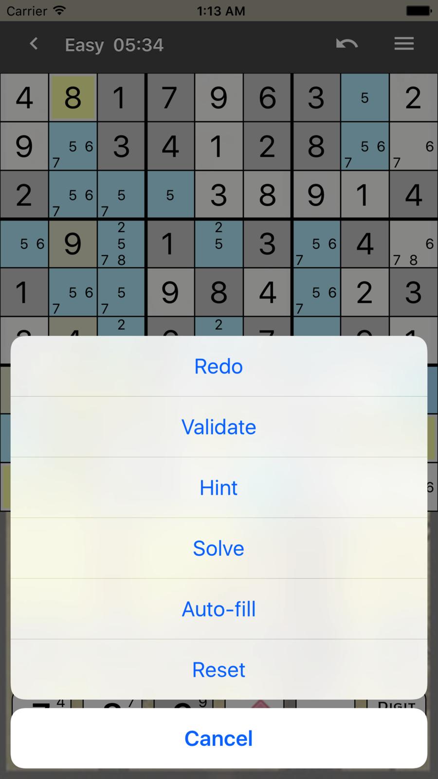 Sudoku (Full Version) PuzzleGamesappsios Sudoku, App