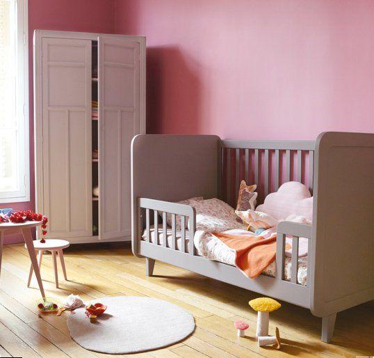 chambre pour une petite fille : + de 25 inspirations à copier ... - Comment Decorer Une Chambre De Fille