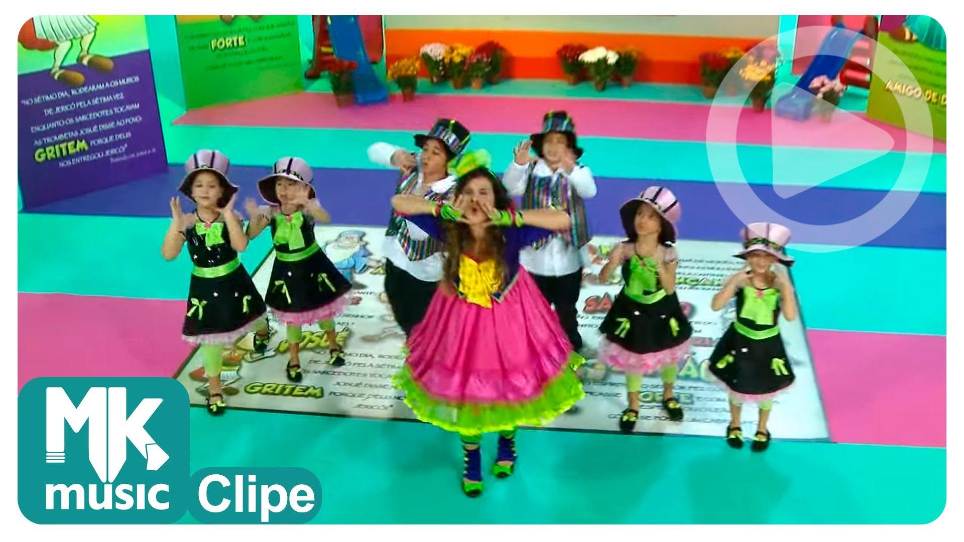 Pin De Maria Araujo Em Musica Para Festa Infantil Aline Barros