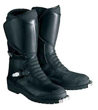 *Sale Items* Mens Triumph Stoke Black Motorcycle Boots
