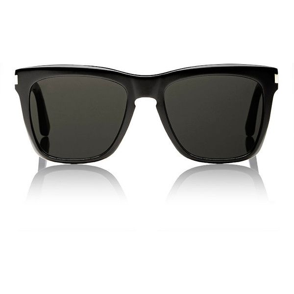 Saint Laurent Men s SL 137 Devon Sunglasses (1.280 BRL) ❤ liked on ... 7d1bc2d757
