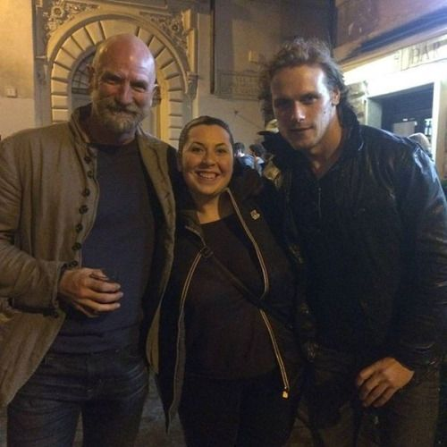 "jamesandclairefraser: "" giordanavivanti Welcome #rome Thanks for"