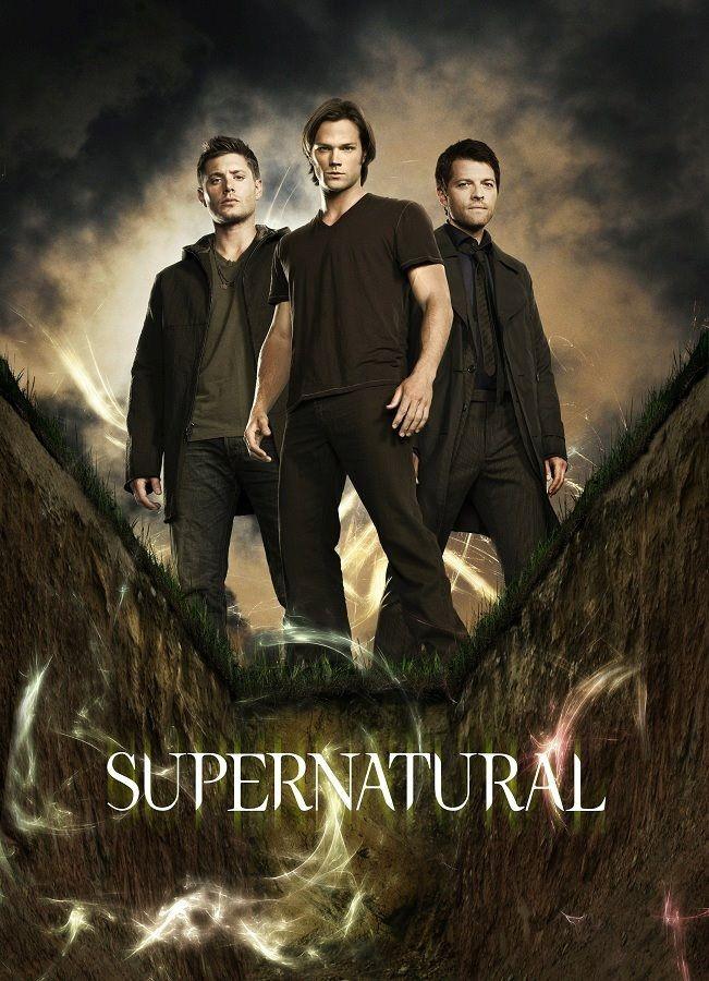 supernatural dean, sam & castiel   Supernatural
