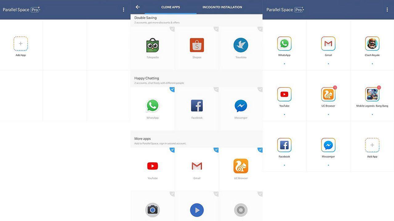 Cara Install Dual WhatsApp Pada Smartphone Android (Dengan