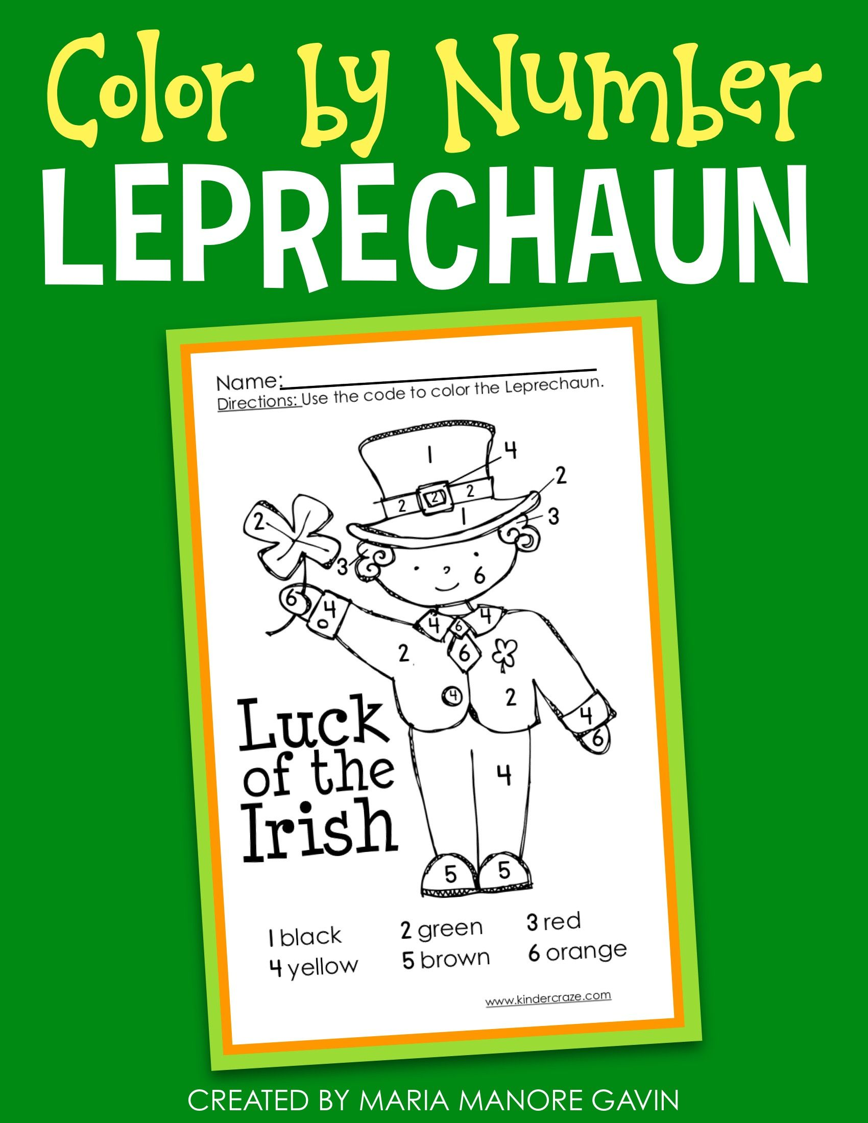 St. Patrick\'s Day Activities, Emergent Reader & a Freebie ...