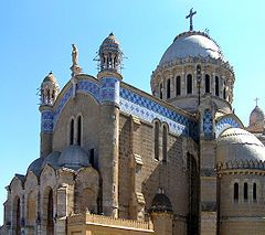 Argelia-Basilica Menor de Nuestra Señora de Africa