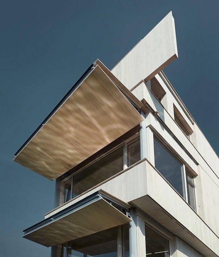 Refugio en el Lago Rotsee Lucerna, Suiza Proyecto: Fuhrimann Hachler architects