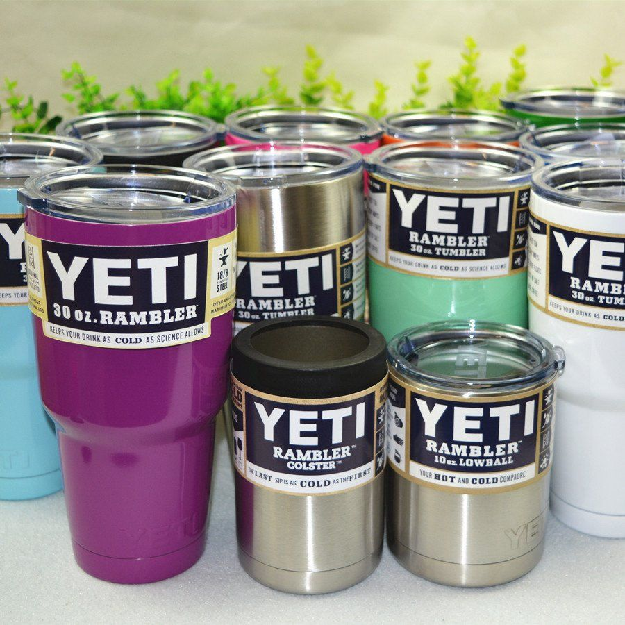 20 oz & 30 0z Tumblers and Cups from YETI best price I