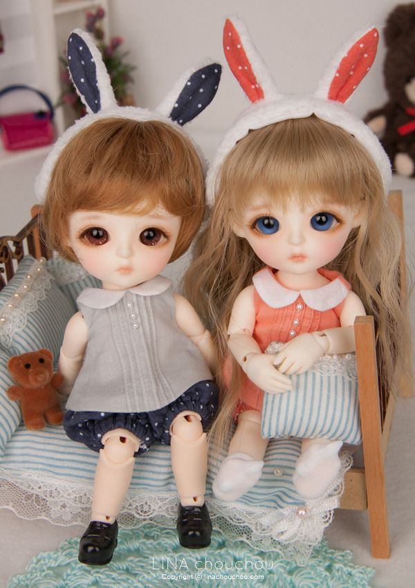Limited Items  Lina ChouChou New Release! 16cm Baby Miu!  7f4fefc462c3