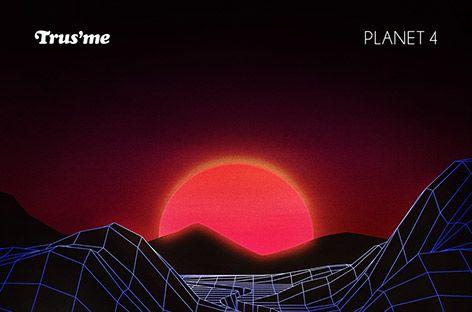 RA: ニュース: Trus'meがニューアルバム『Planet 4』を発表