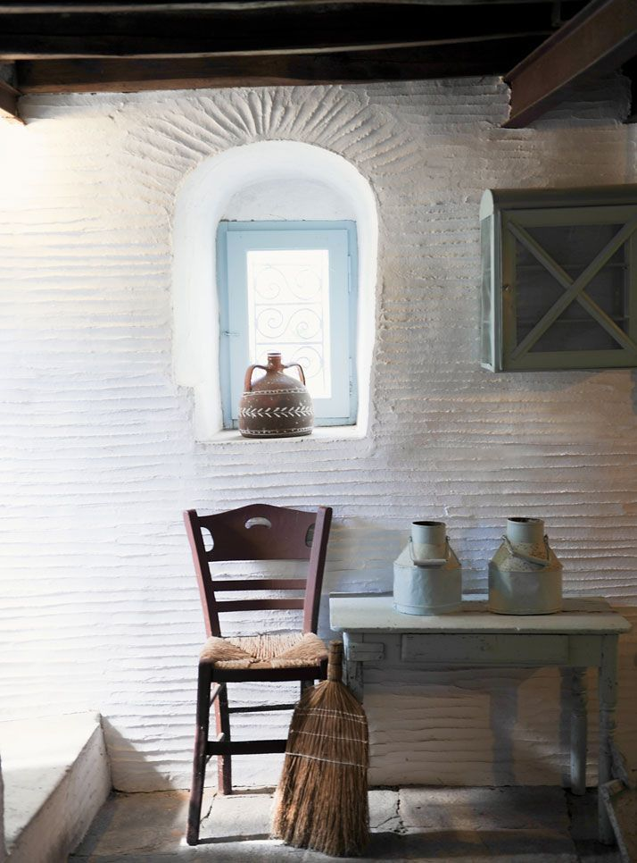 Modern Global Style In 2019 Greek Decor Interior Design Home