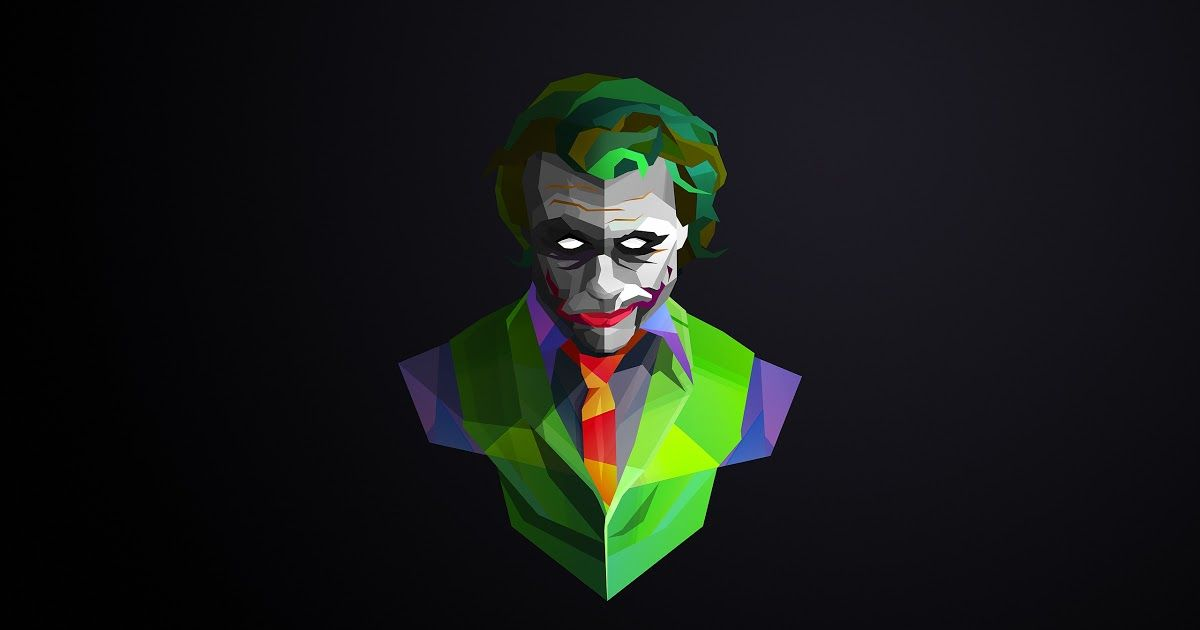 17 Joker Wallpaper Hd 1080p For Pc Di 2020 Dengan Gambar