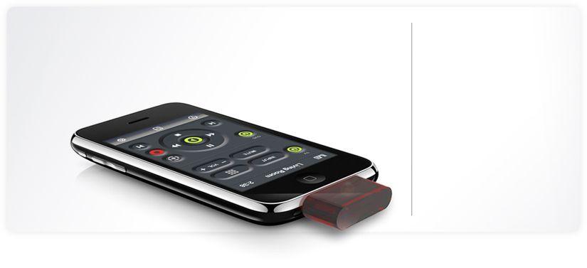 Control remoto universal L5 Remote Iphone