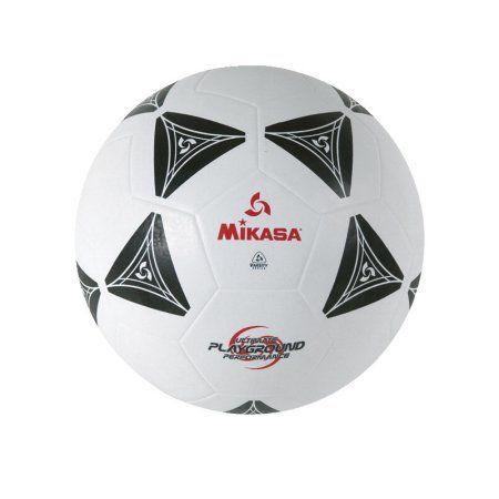b7f977c75 Mikasa 3000 Series Size 5 Soccer Ball, Black/White | Products ...