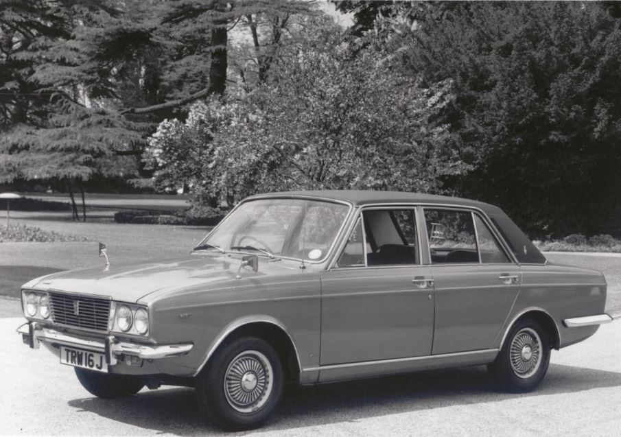 Humber Sceptre 1967 Classic Car Show Vinyl Roofing Automotive Industry