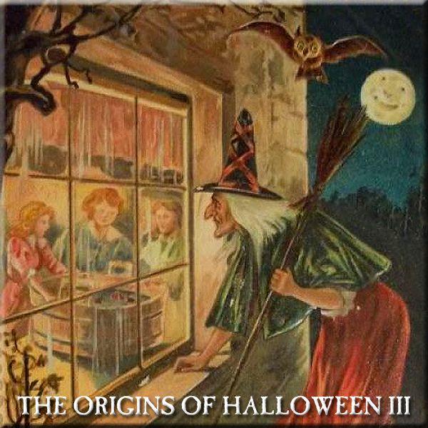 Hypnogoria: HYPNOGORIA 40 - The Origins of Halloween Part 3 ...