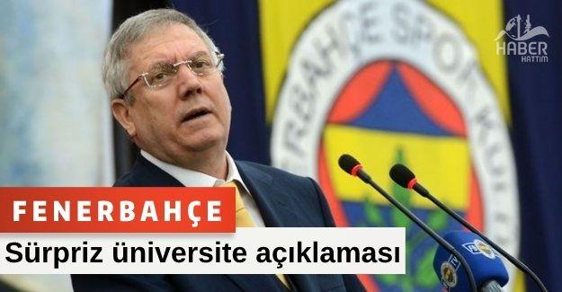 Fenerbahçe başkanı Aziz Yıldırım, yeni eğitim-öğretim dönemi hakkında konuştu…