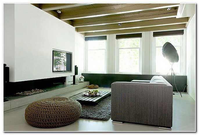 Bilder Kleines Wohnzimmer Einrichten Minimalistisch Beige Living