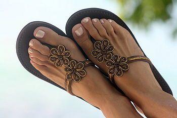 Bibi Sandals  by aspiga